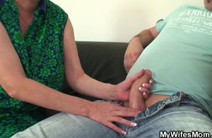 Wifey catches him penetrating..