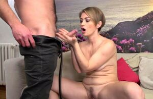 Ultra-kinky housewife plowing and..