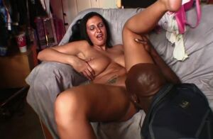 Huge-chested Bella Blaze Takes Immense..