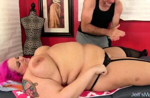 Ginormous Sara Starlet Gets the Ideal..