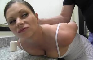 Riley rose roped in motel apartment