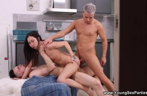 Youngster Intercourse Soirees - Li Loo..