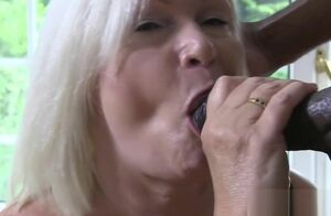 Grandmothers Poon Banged Doggy-style