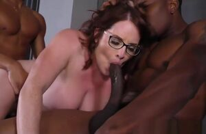 Buxom Maggie Green Has Multiracial..