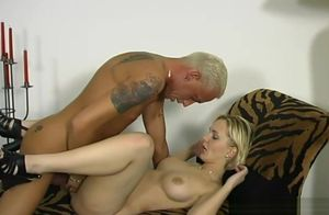 Insatiable adult video Blondie special..