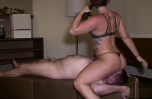 Elastic Arse Ass-smothering #2