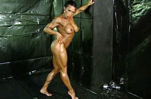 Denise Masino 40 - Woman Bodybuilder
