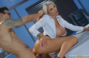 Nicolette Shea & Alex Veteran in The..