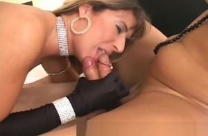 Tranny Fuck-a-thon with Warm Boy and..