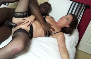 Mature Wooly Black-haired Penetrates..