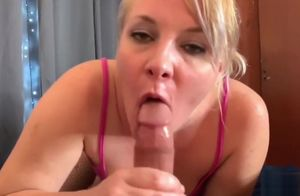 Stepsister Gets First-ever Time Anal..