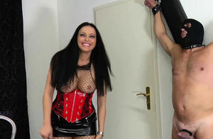 german bondage & discipline female..