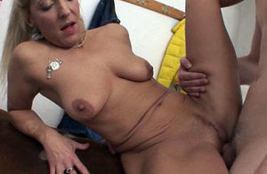 Oldie And Teenager Pecker Orgy In..
